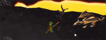 OSRS The Lava Dragon
